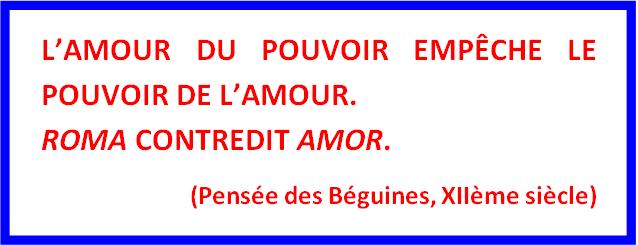 Citation Béguines